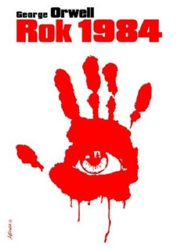"George Orwell ""Rok 1984"""