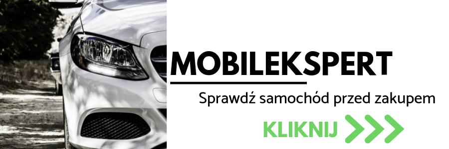 Mobilekspert - sprawdzenie samochodu przed kupnem